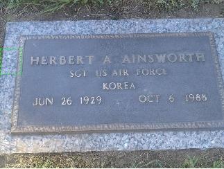 Herbert Archie Ainsworth