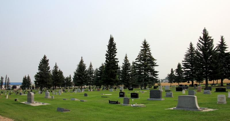 Three Hills Cemetery