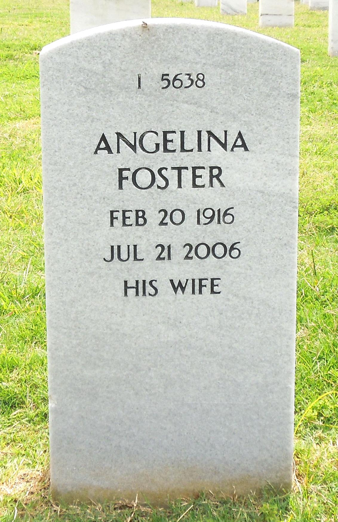 Angelina <i>Belenchia</i> Foster