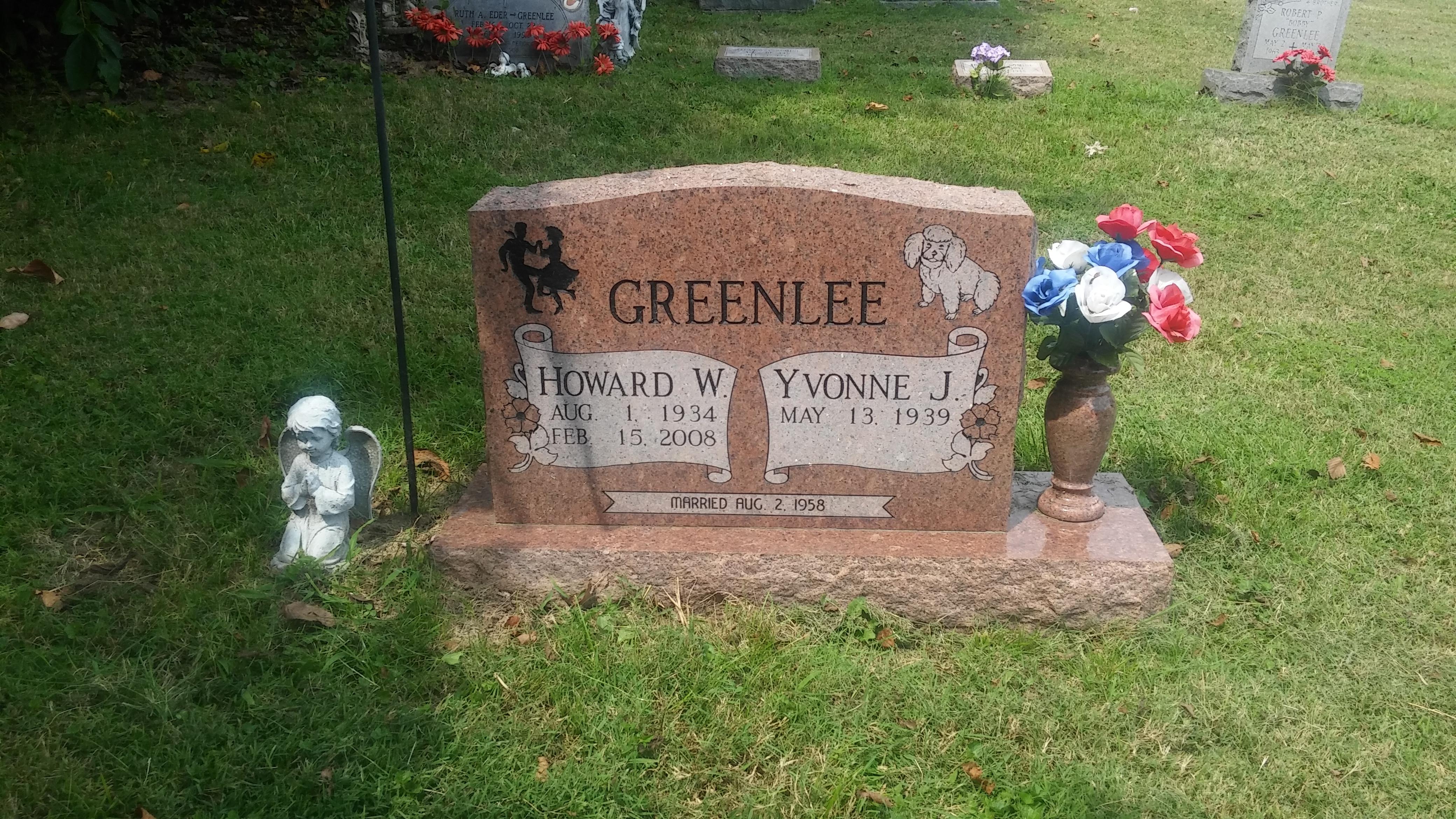 Howard Wesley Greenlee, Sr