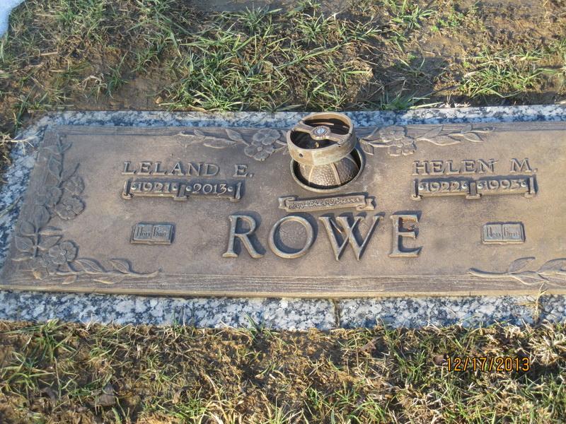 Leland Elbert Rowe