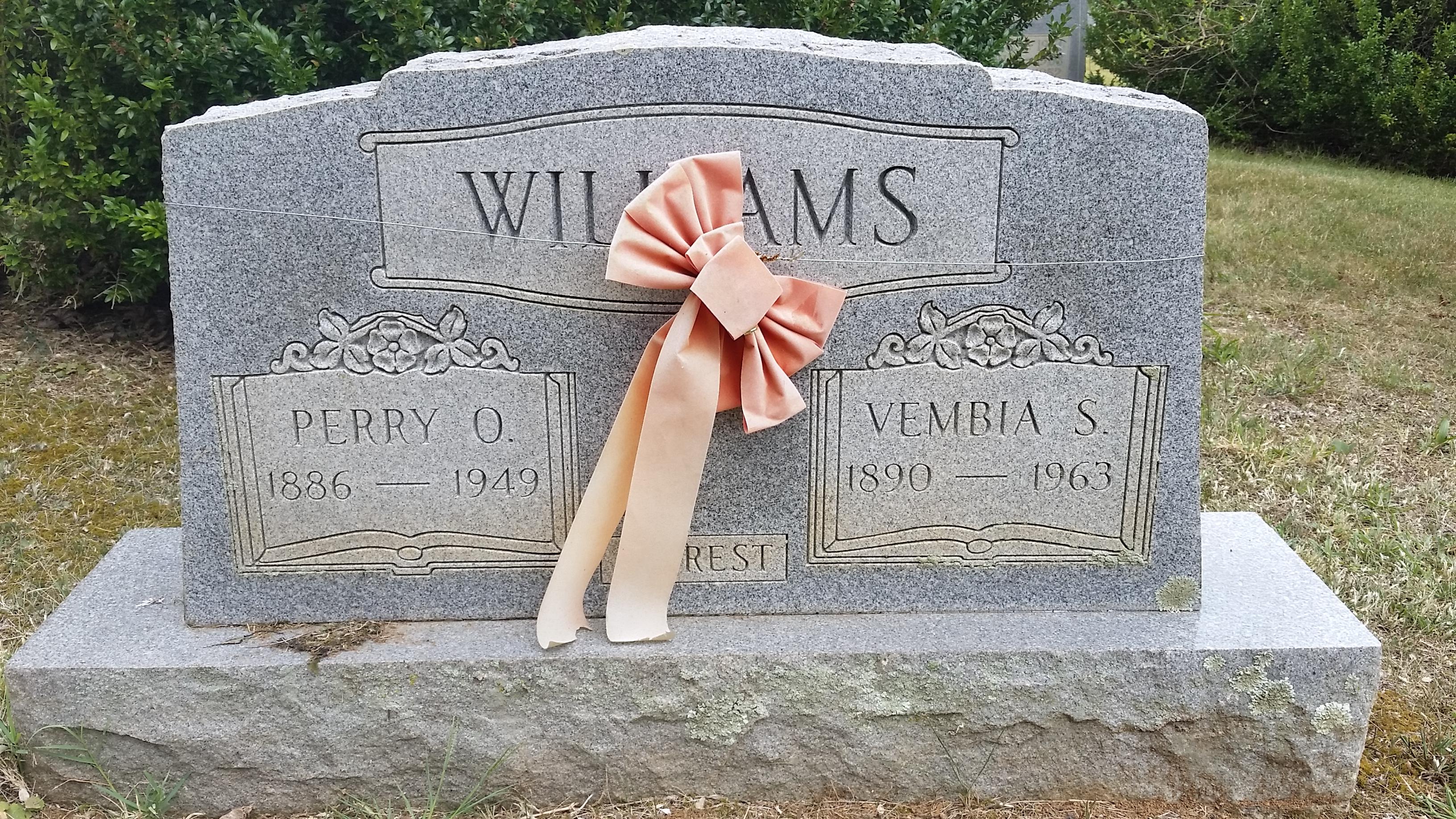 Perry O. Williams