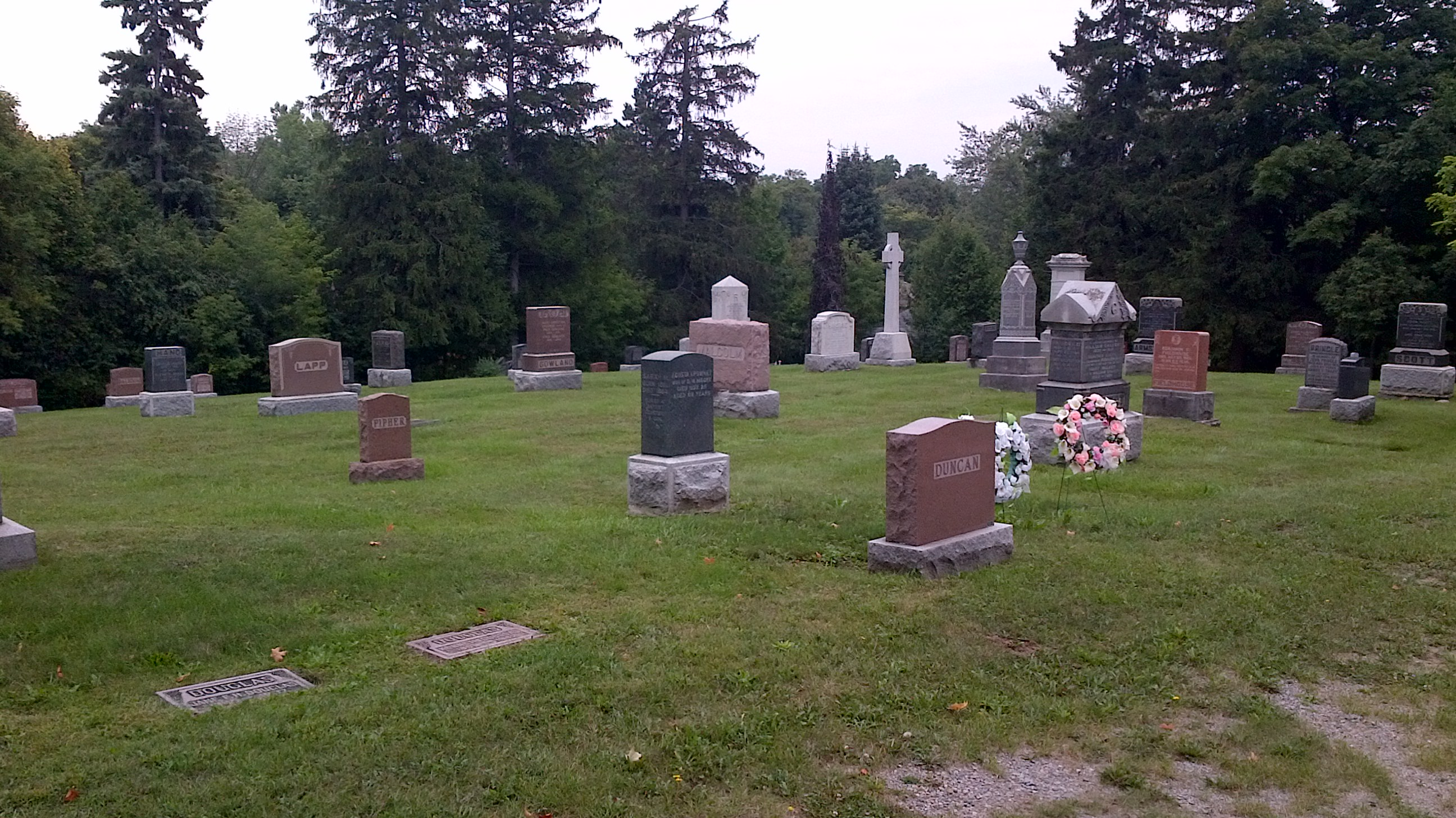 Saint Andrew's Presbyterian Church Cemetery