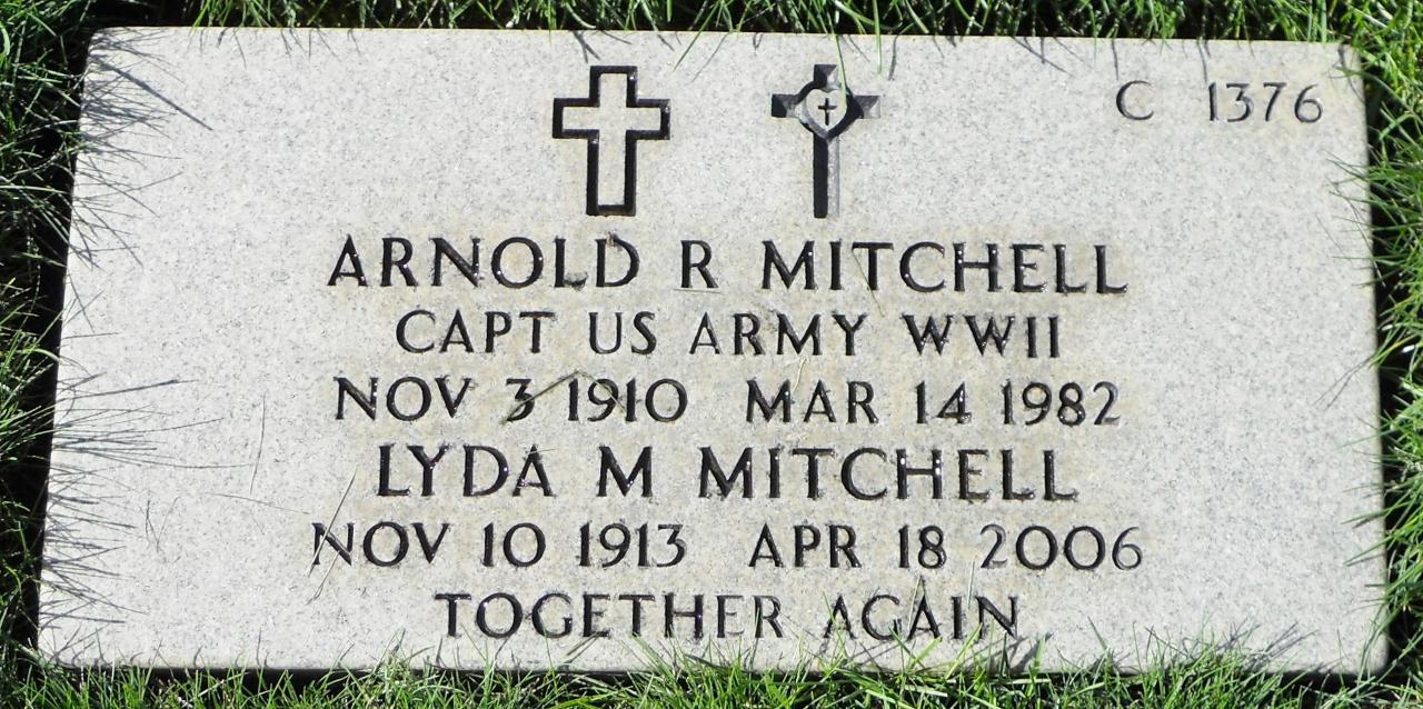 Arnold R. Mitchell