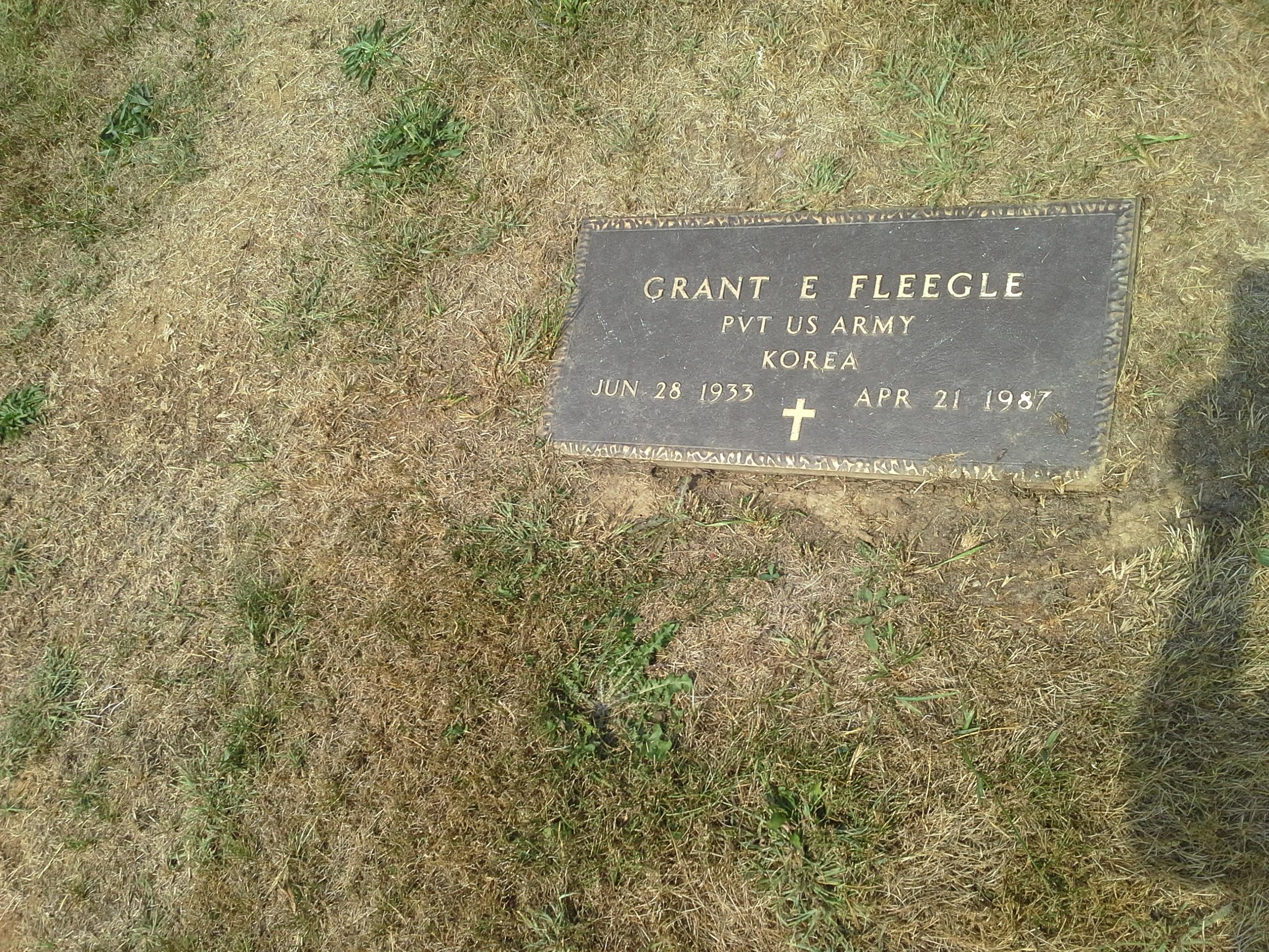 Grant Edward Fleegle