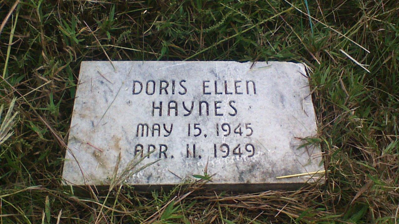 Doris Ellen Haynes