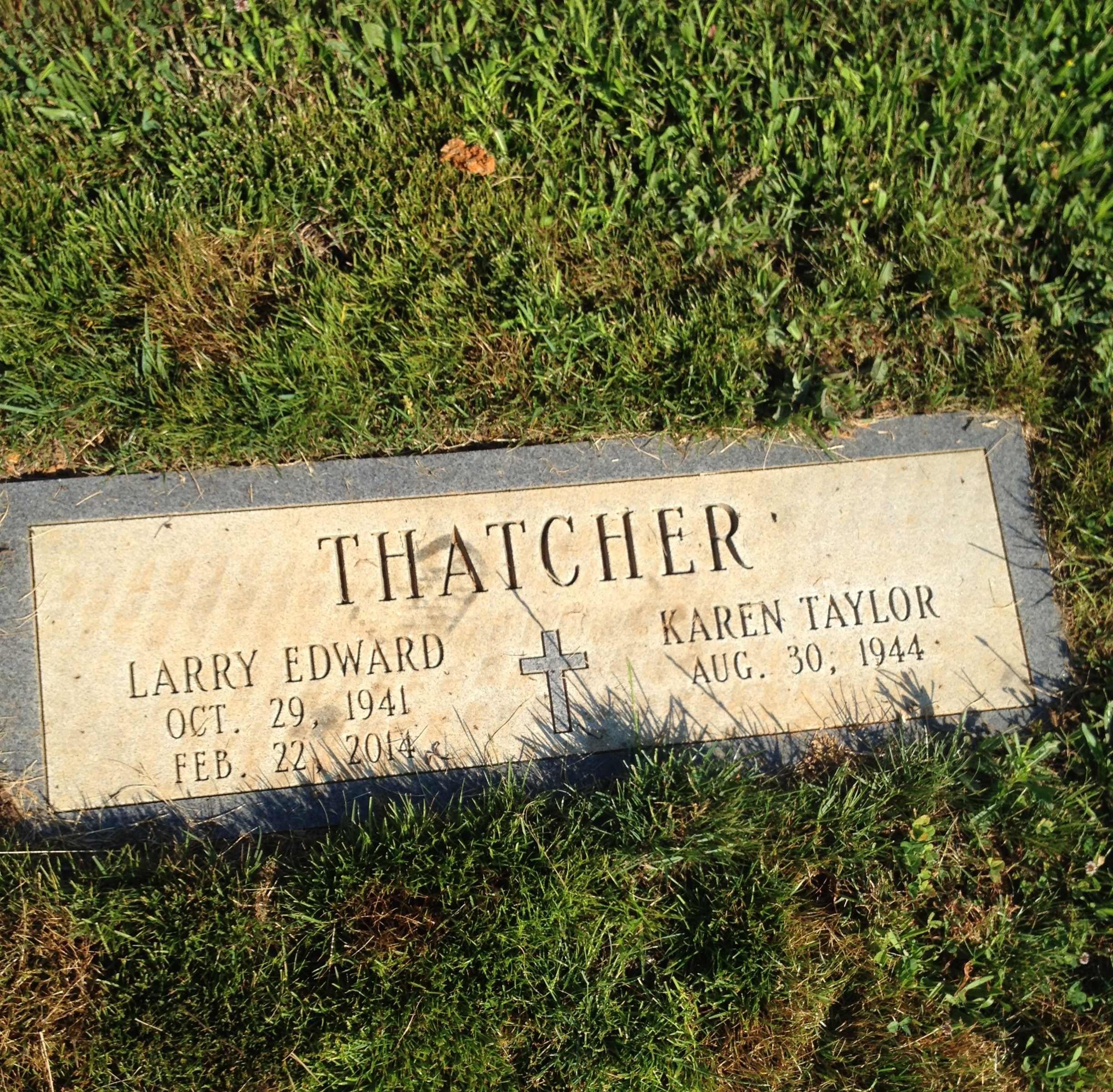 Larry Edward Thatcher