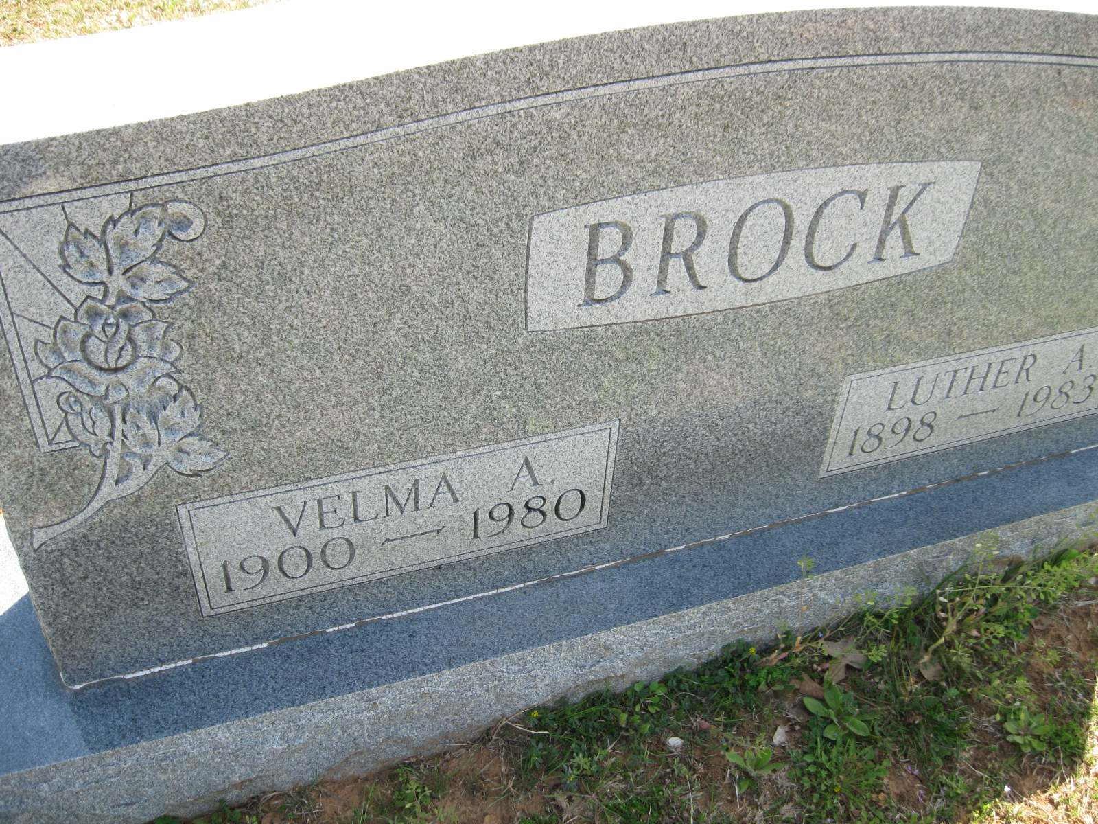 Velma Abbie <i>Anderson</i> Brock