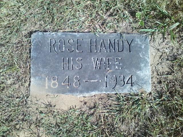 Rose A. <i>Handy</i> Fonda