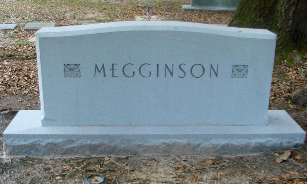 Ernest M Megginson, Sr