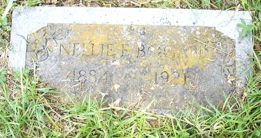 Nellie E. <i>Wilcox</i> Bogan