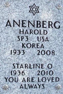 Harold Hal Anenberg