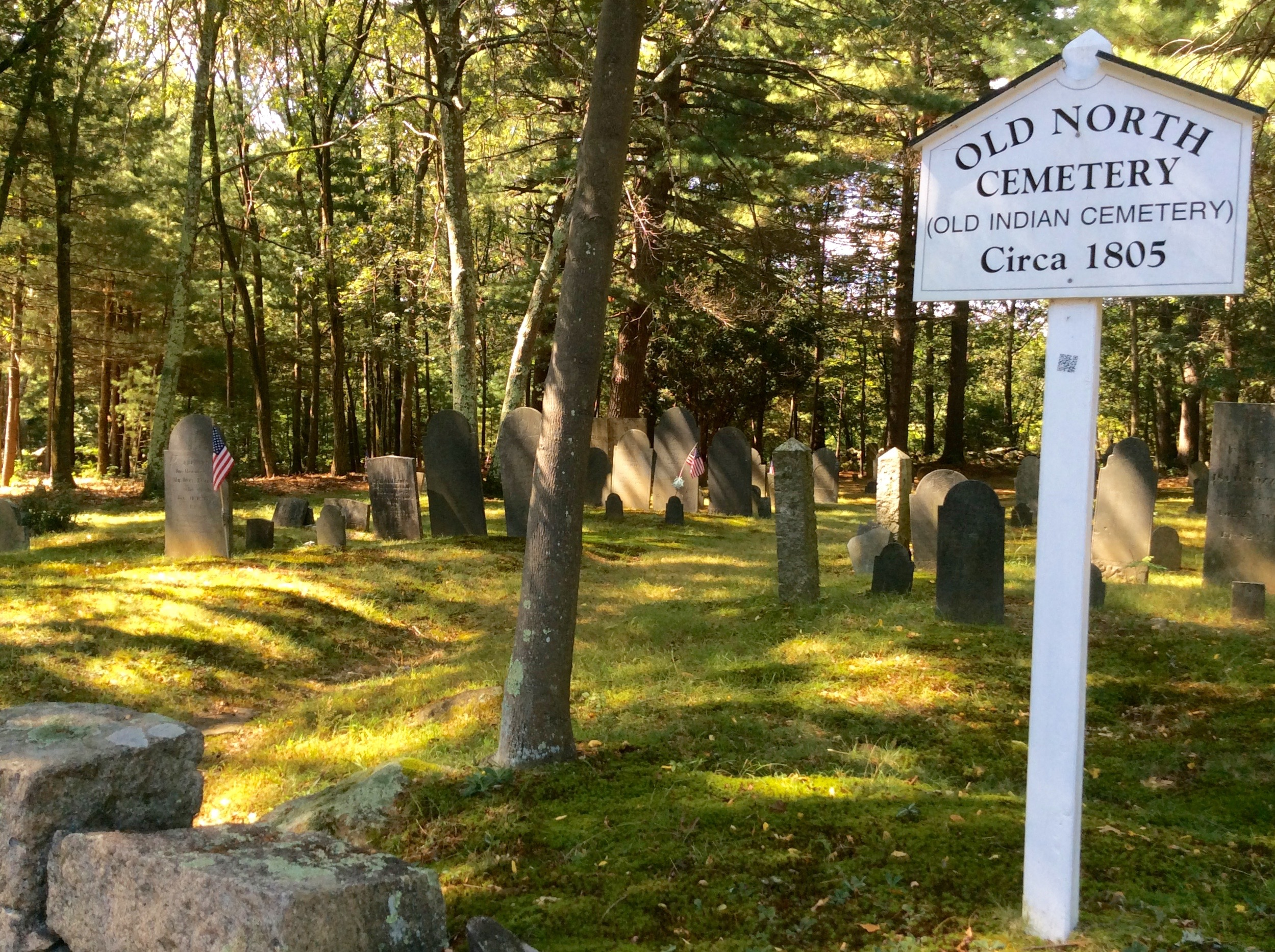 Old North Cemetery