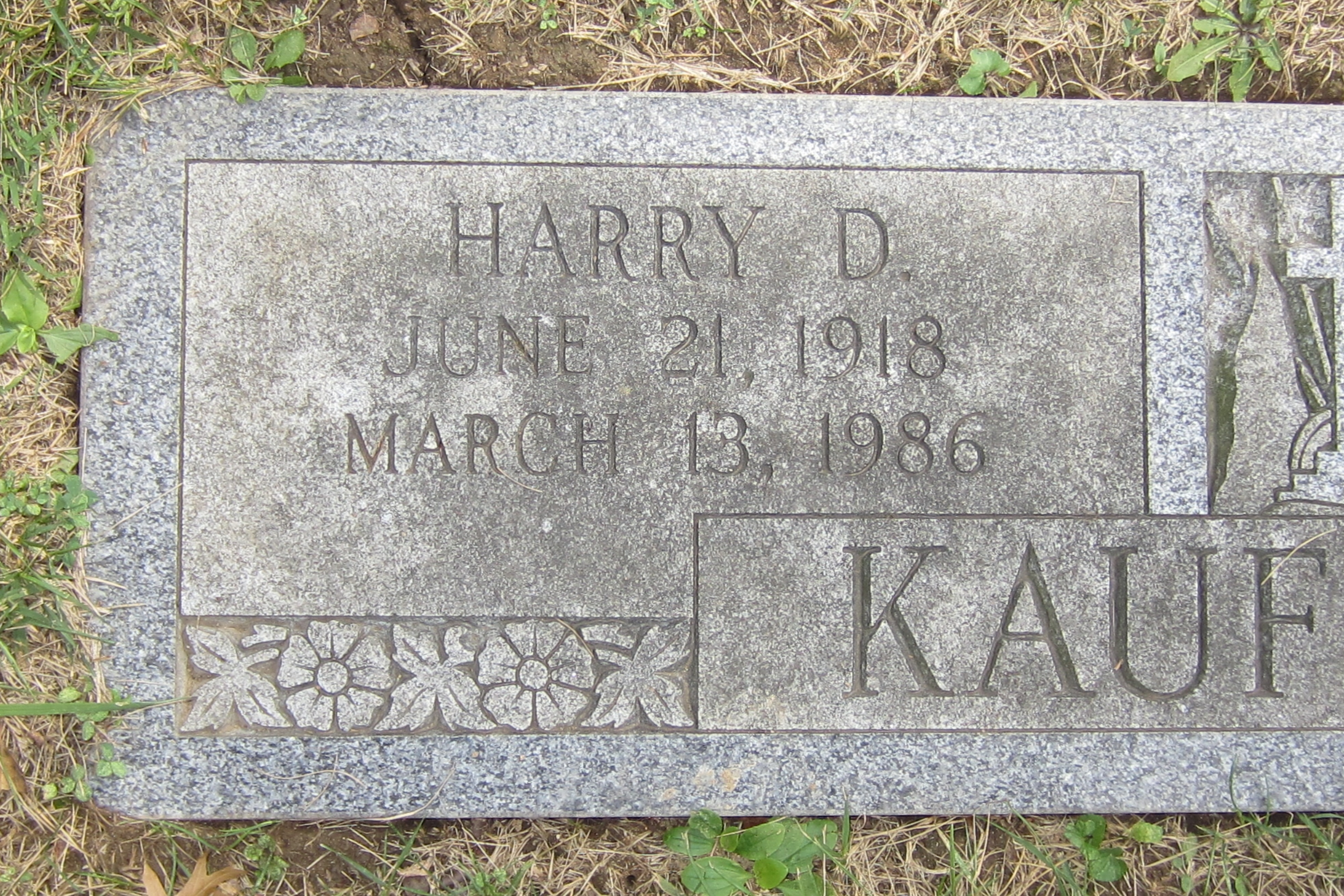 Harry Kauffman