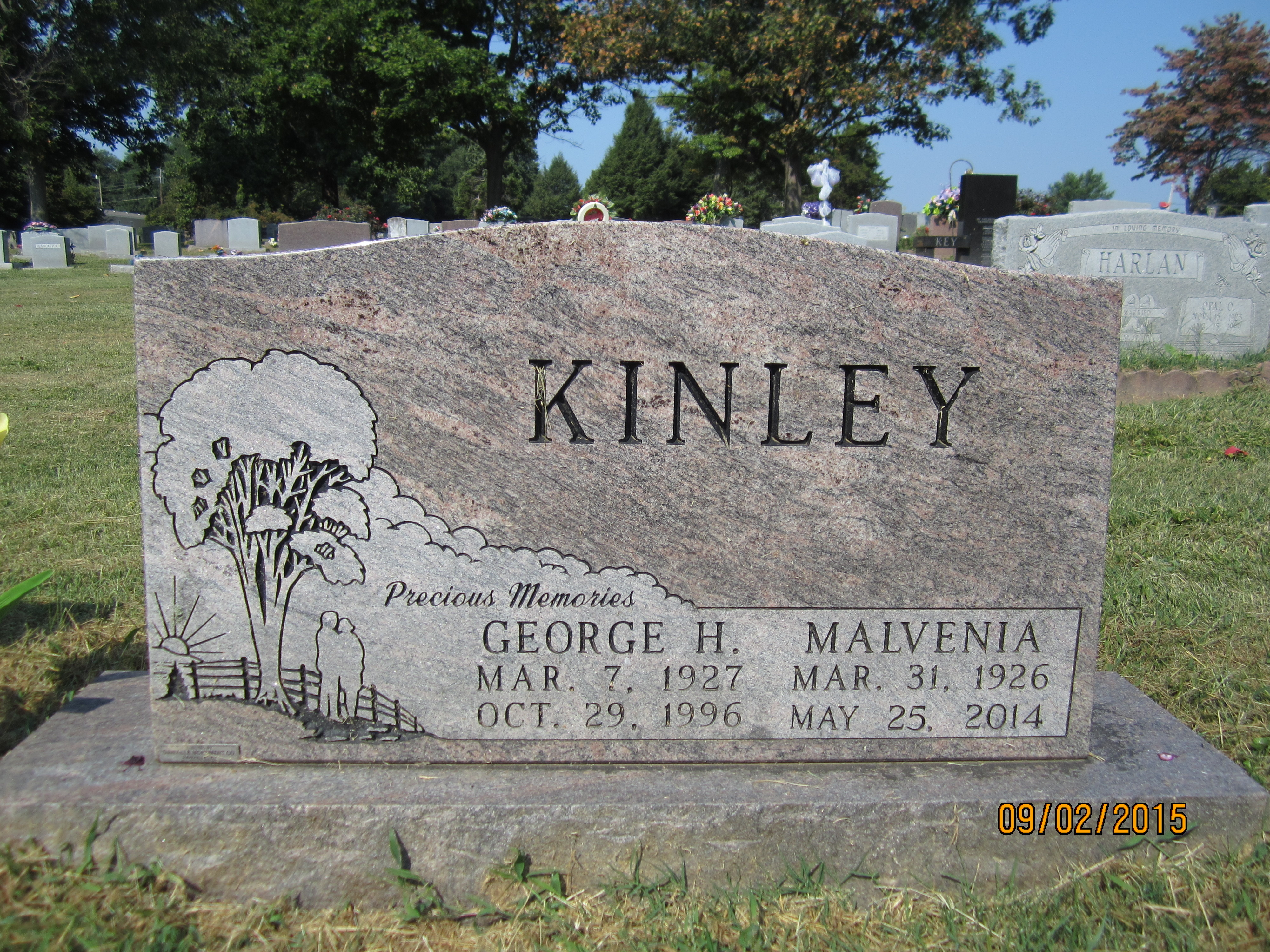 Talitha Malvenia Andrew Kinley 1926 2014 Find A Grave Memorial
