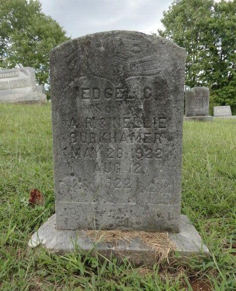 Edgel Clayton Burkhamer
