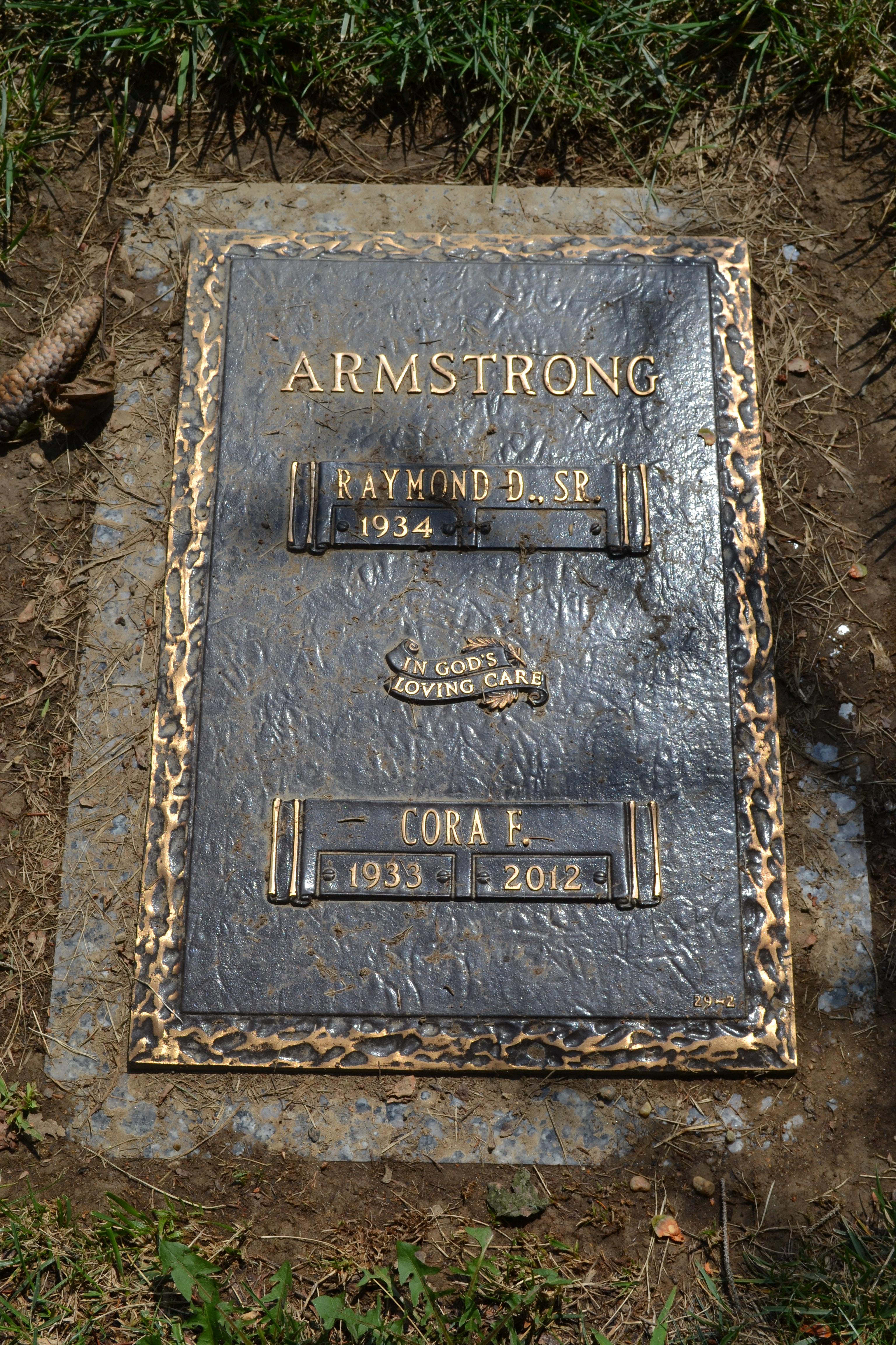 Cora Frances <i>Staver</i> Armstrong