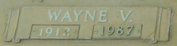 Wayne Valentine Lowry