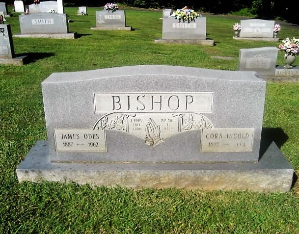 Cora <i>Ingold</i> Bishop