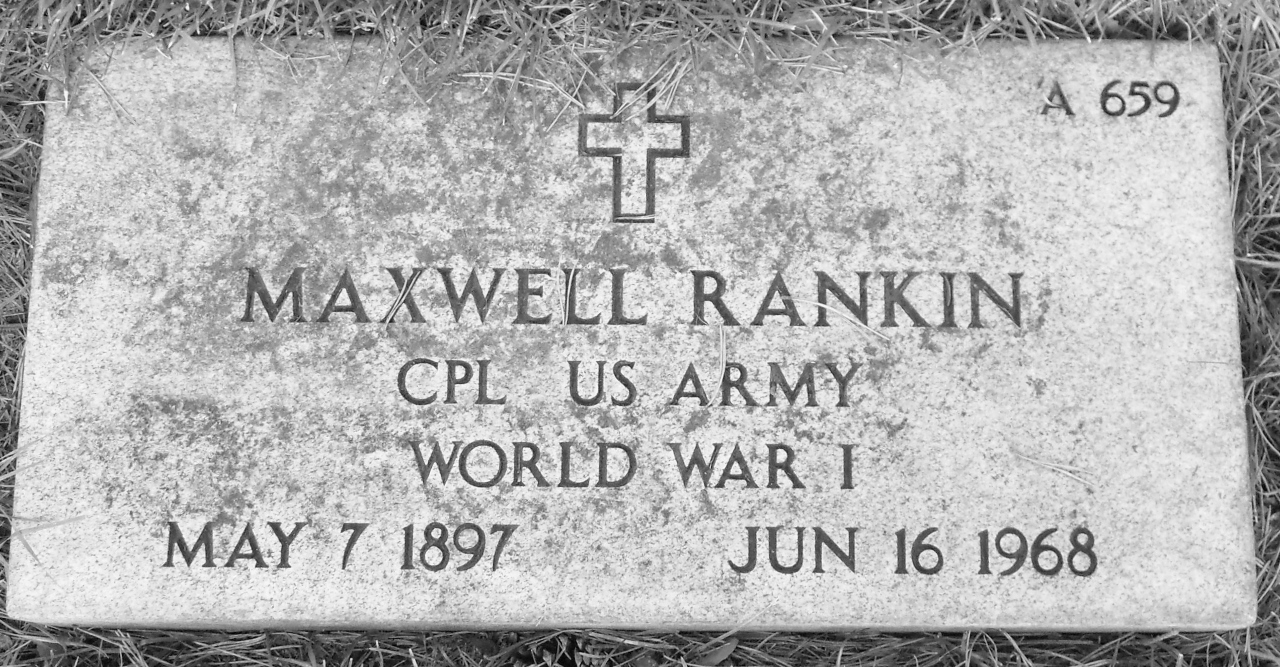 Maxwell Rankin