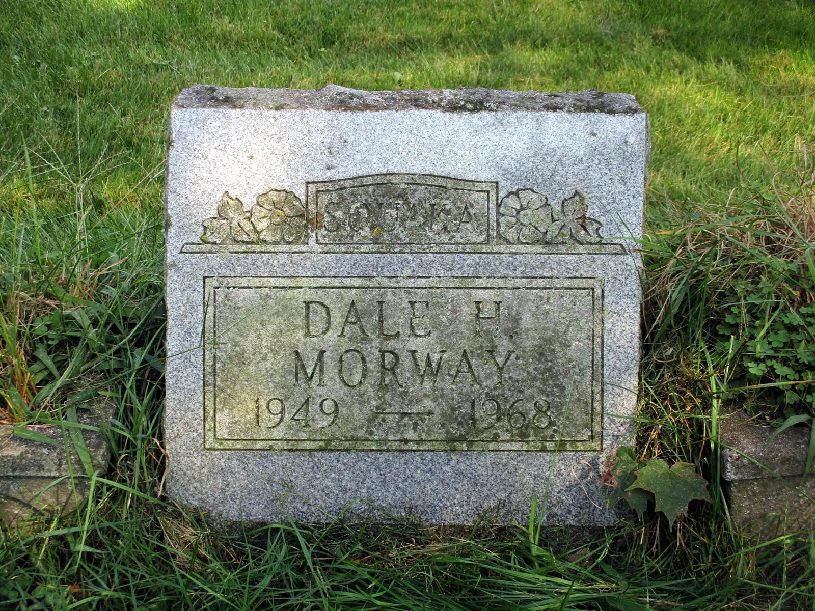 Dale Herbert Morway