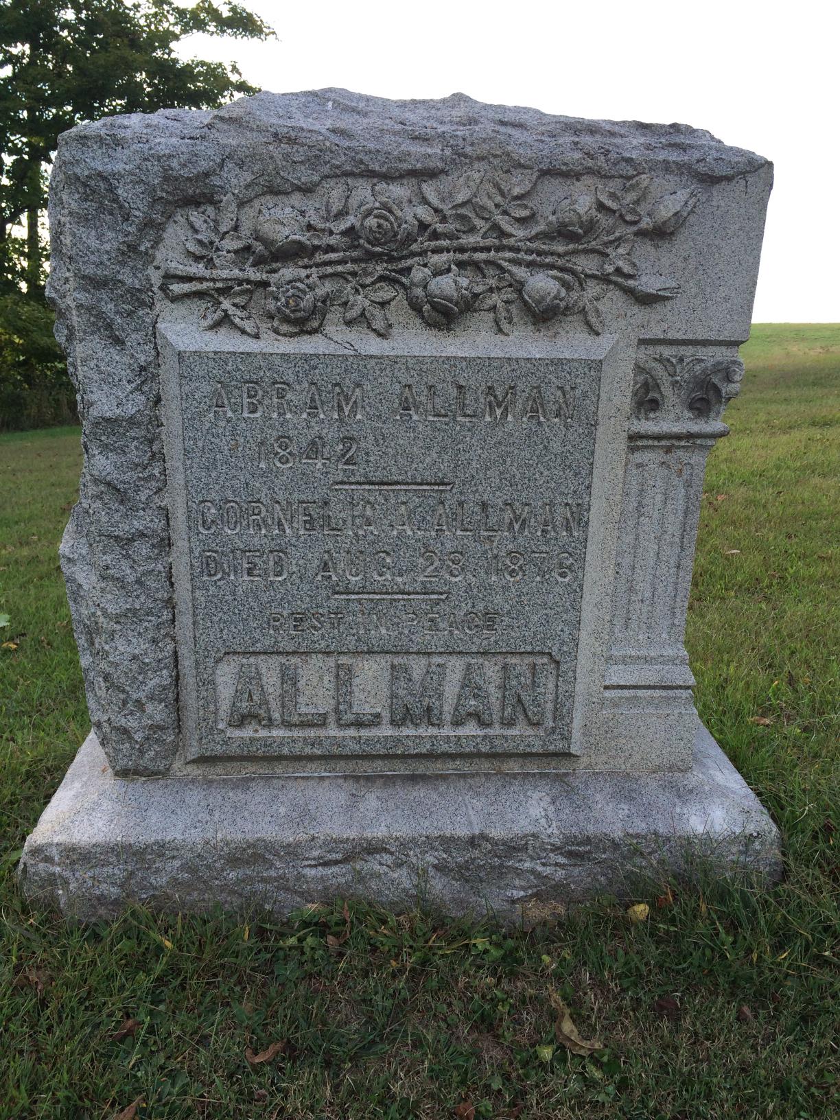 Abraham Allman