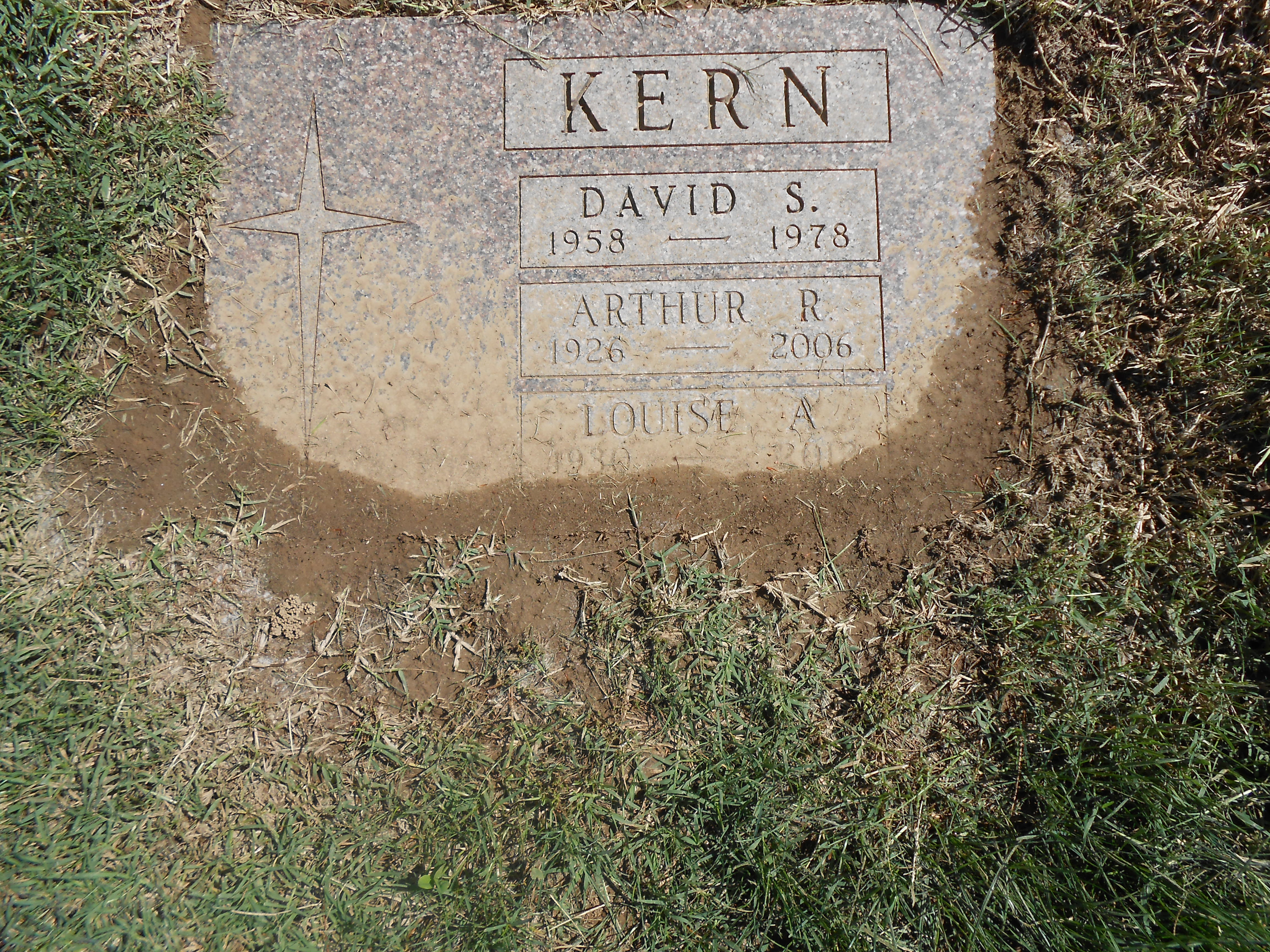 Louise A. <i>Scott</i> Kern