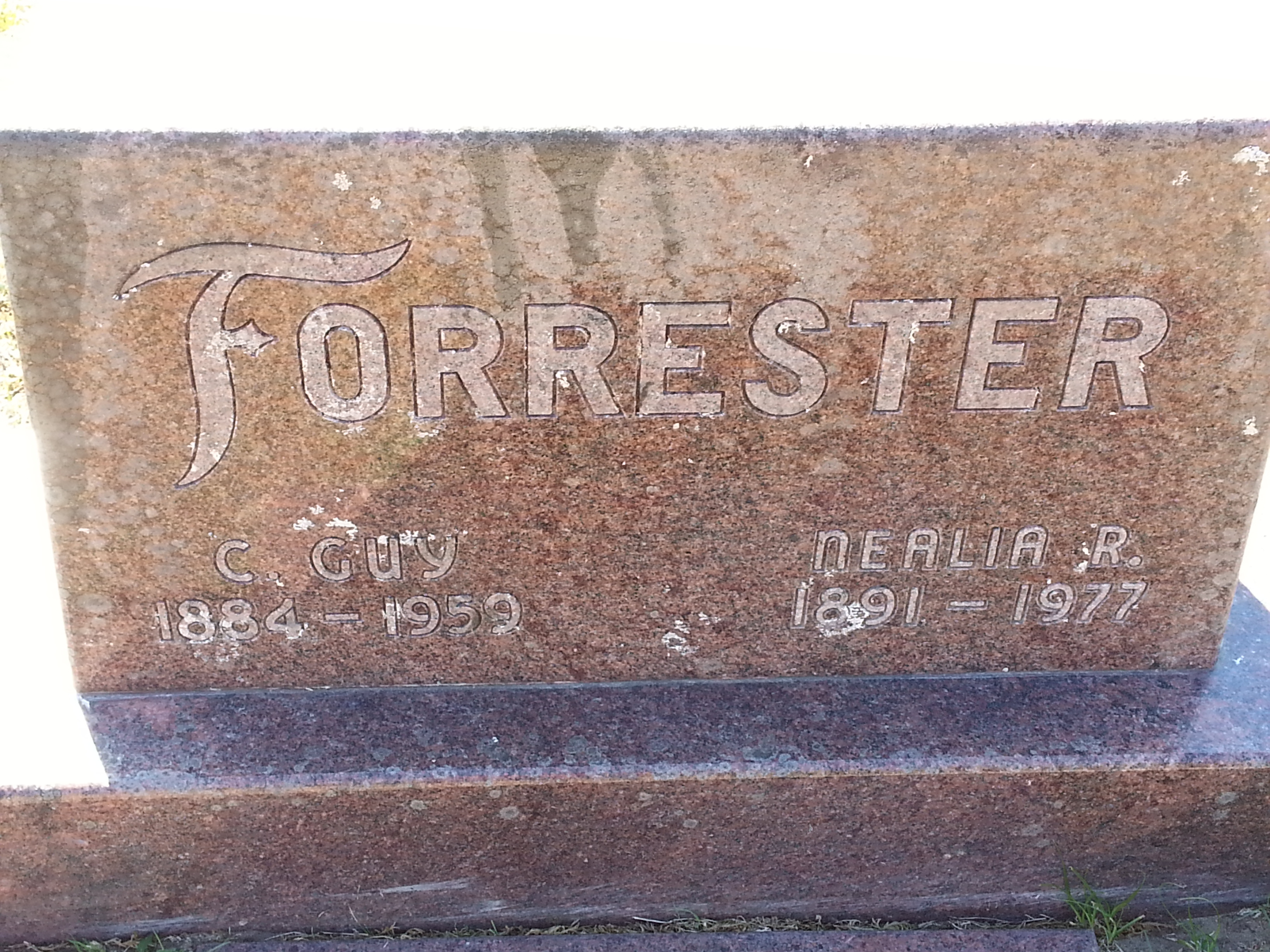 Clayborn guy forrester 1884 1959 find a grave memorial