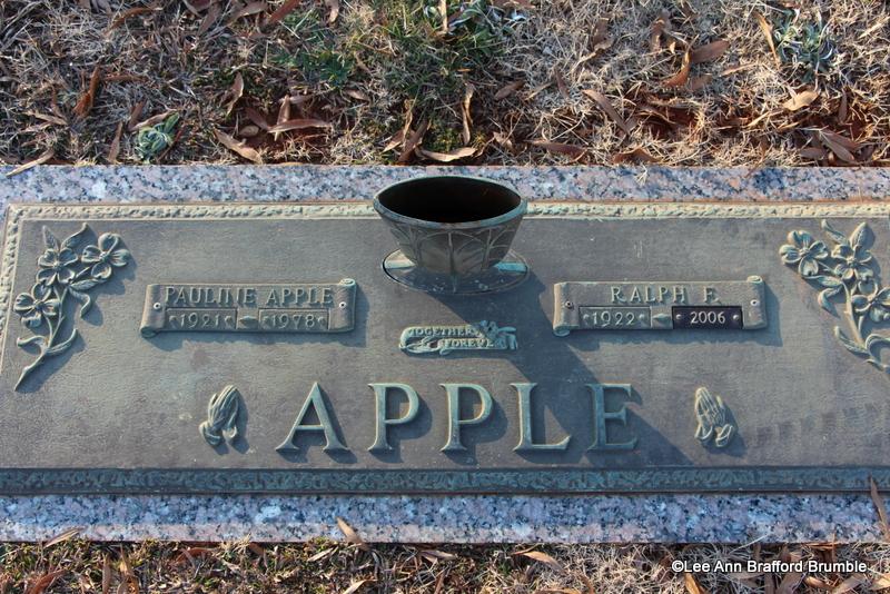 Ralph Forrest Apple