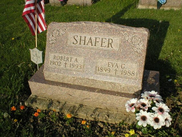 Robert Michael Shafer, Sr