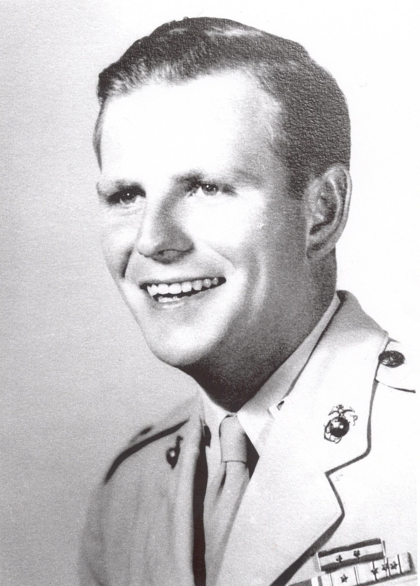 Capt George William Stivers, Jr