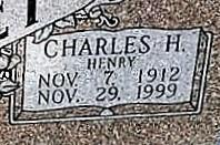 Charles H Dickey