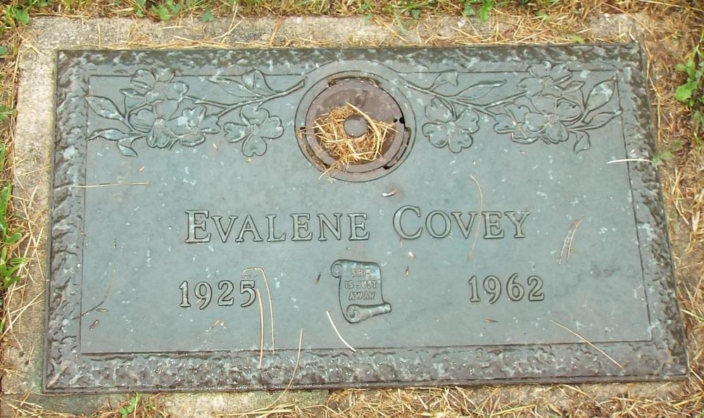 Edith Evalene Covey