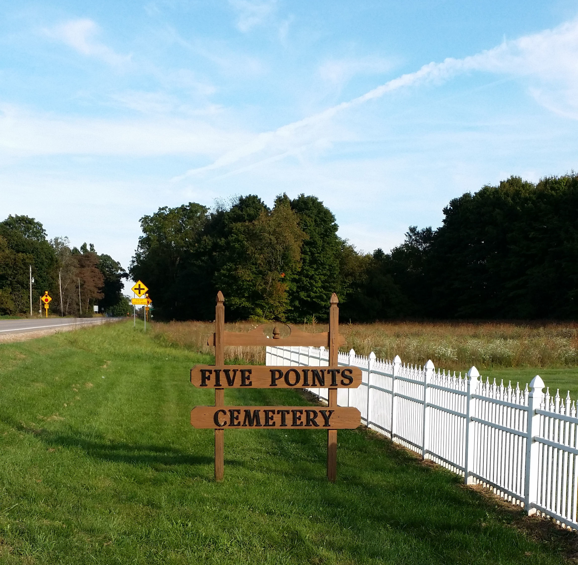 Five Points Cemetery