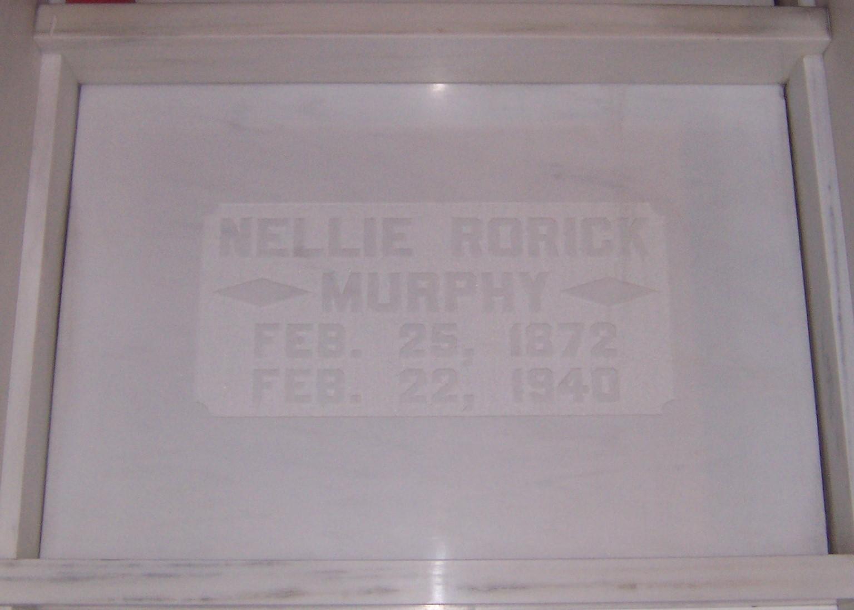 Nellie <i>Rorick</i> Murphy