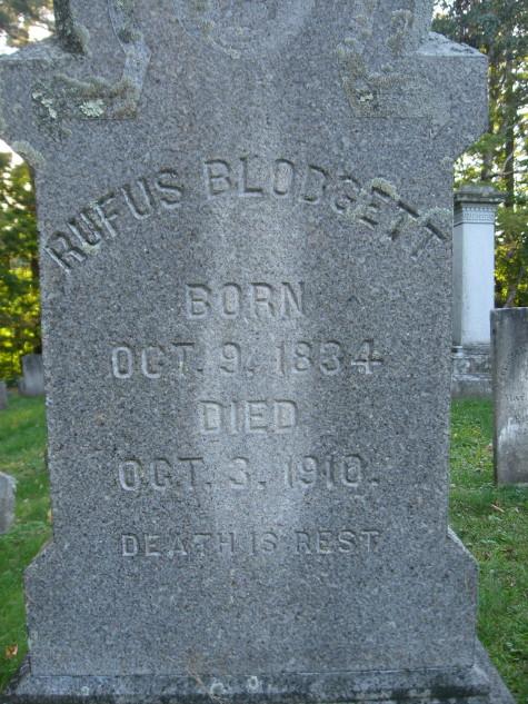 Rufus Blodgett