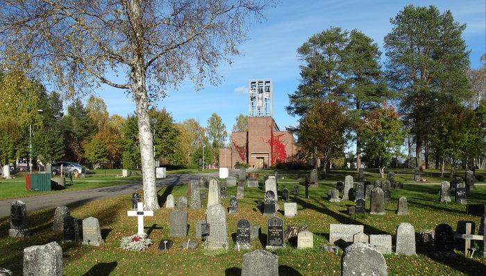 Norrfjrden Kyrkogrden in Norrfjarden, Norrbottens ln - Find