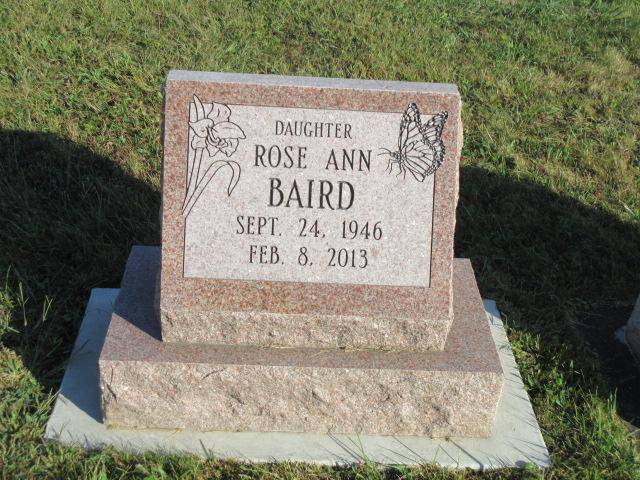 Rose Ann Baird