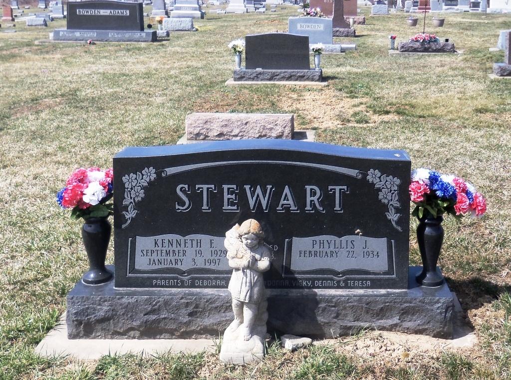 Kenneth Earl Stewart