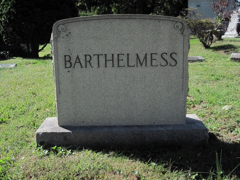 Caroline W. <i>Harris</i> Barthelmess