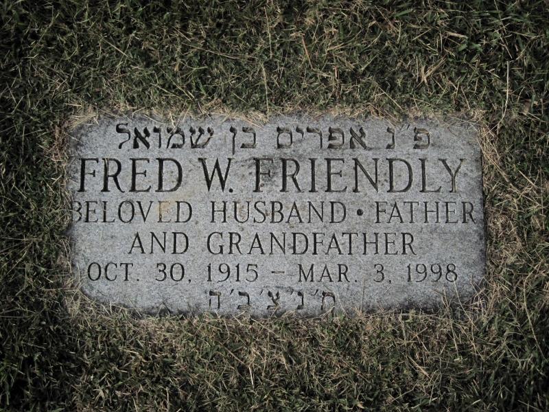 Fred Friendly