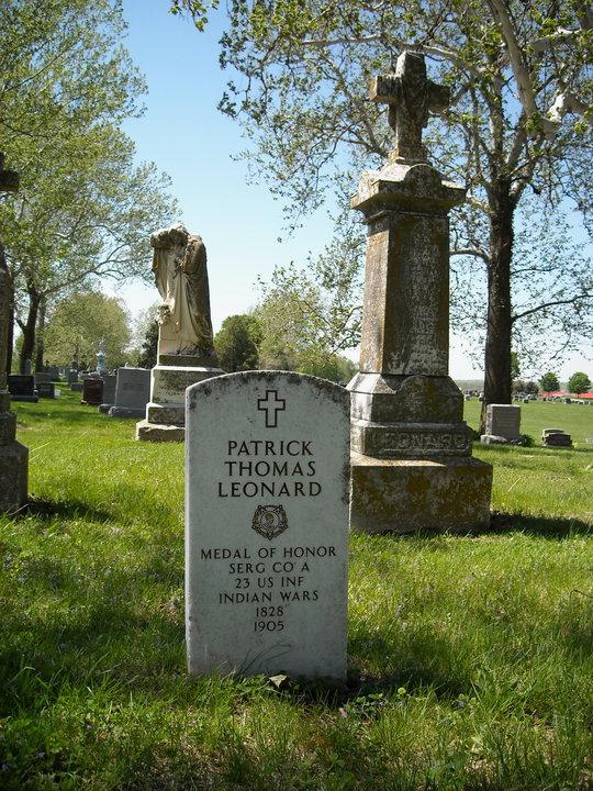 Patrick Thomas Leonard