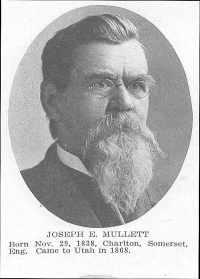 Joseph Edward Mullett