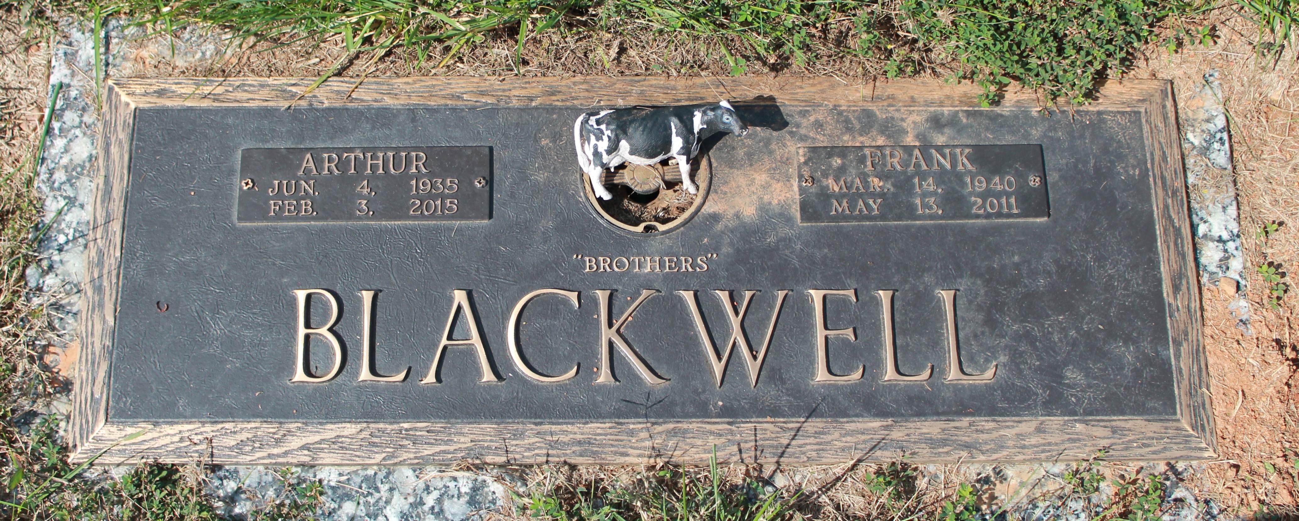 Frank Blackwell