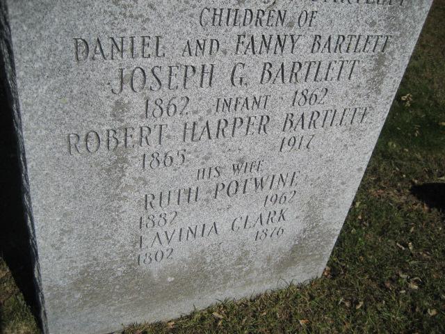 Robert Harper Bartlett