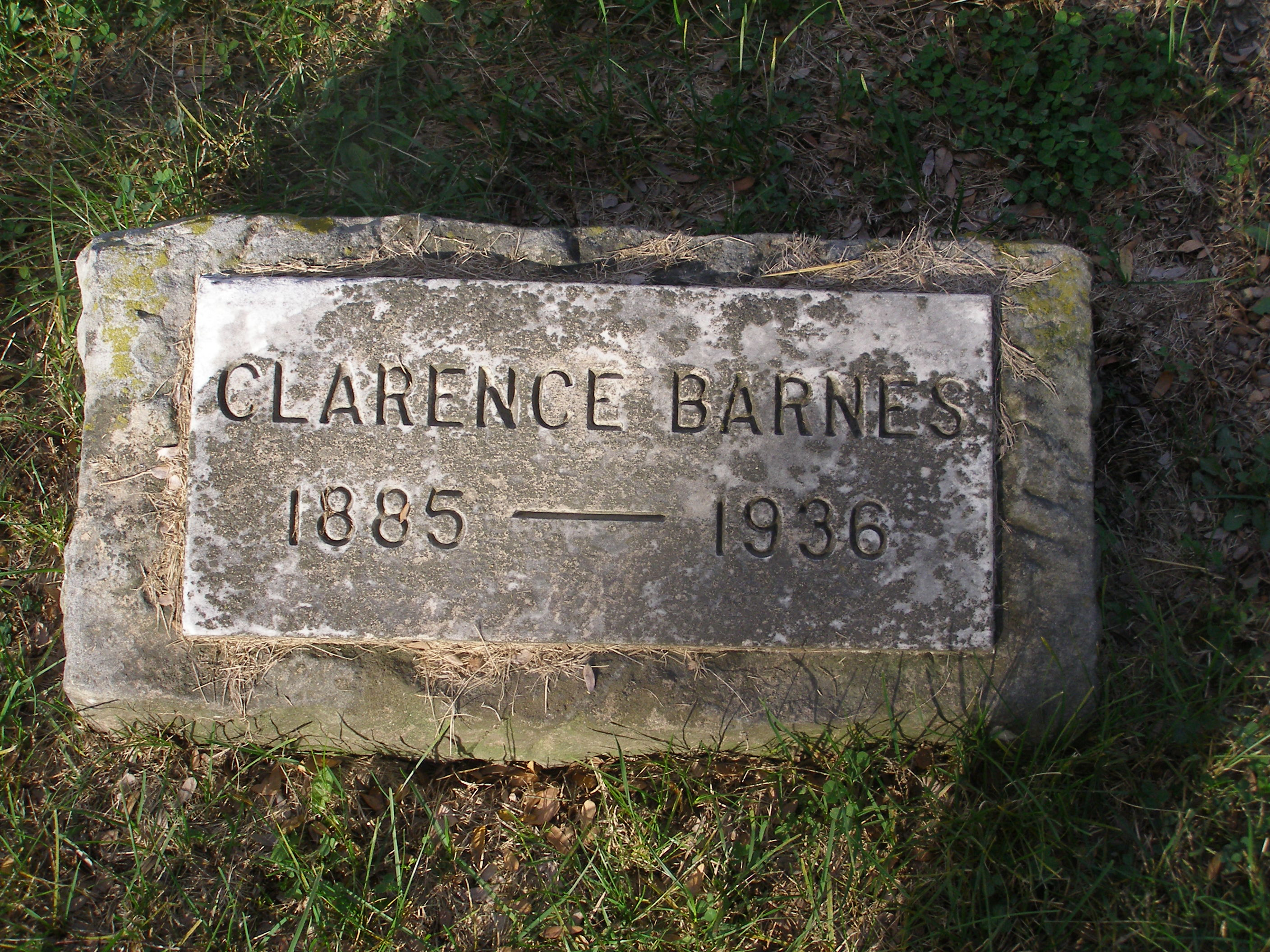 Clarence Barnes