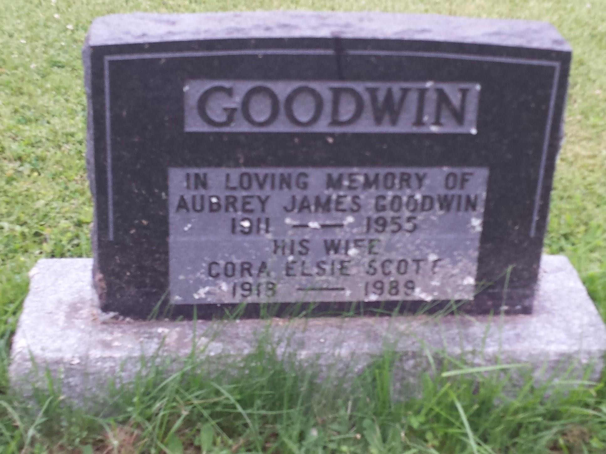 Aubrey James Goodwin