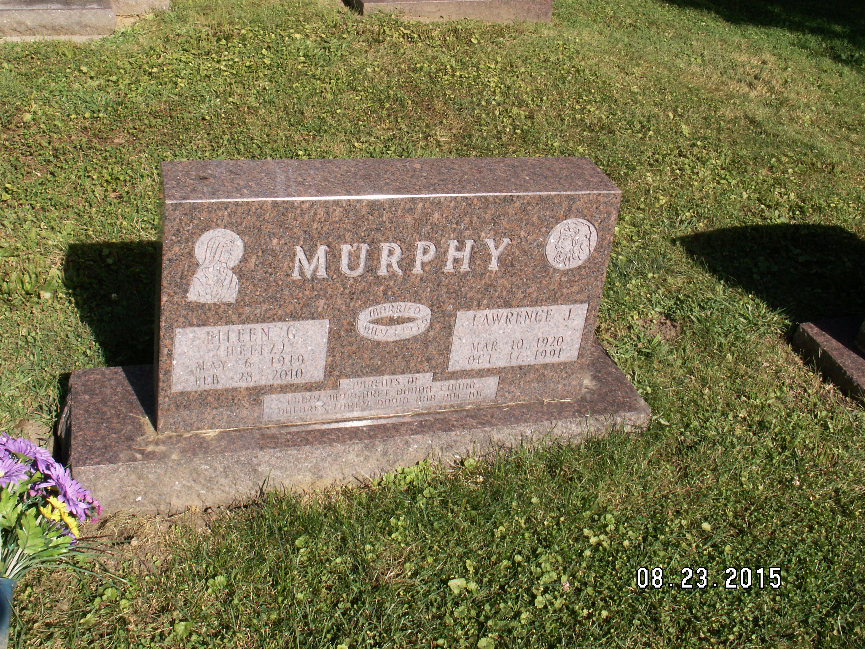 Eileen G <i>Heitz</i> Murphy