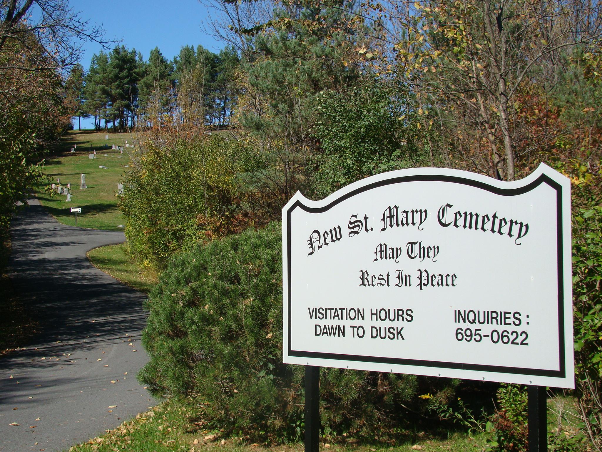 New Saint Marys Cemetery