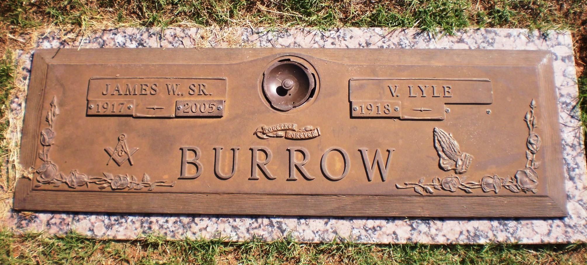 James Wesley Burrow, Sr (1917-2005) - Find A Grave Memorial